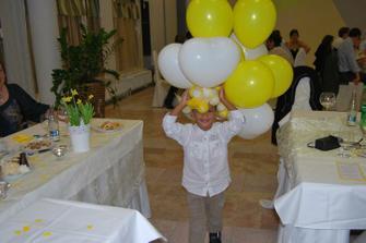 Moj synovcek :)