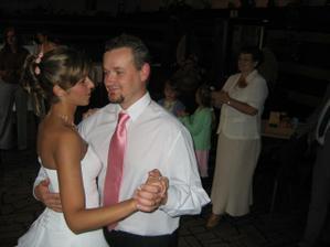 ...s tancem už to bylo trochu horší