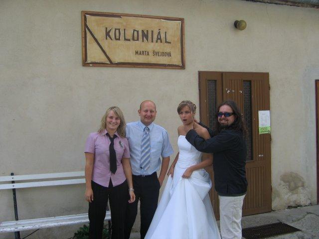 Únos nevěsty...