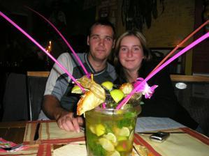 my dva v Havana clubu