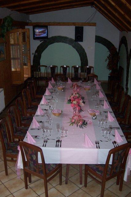 Priprava stola - Obrázok č. 1