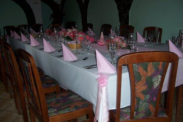 Priprava stola - Obrázok č. 5