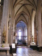 kostel zevnitř:-)