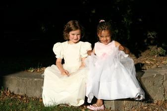 Liz and Sophia