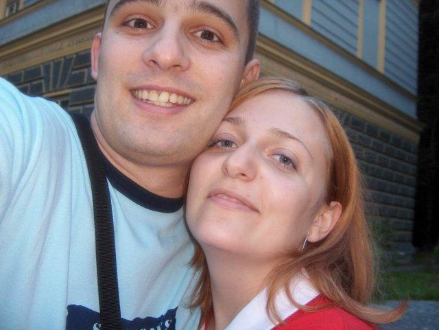 Magduška a Maťulko - náš večer pred zasnúbením