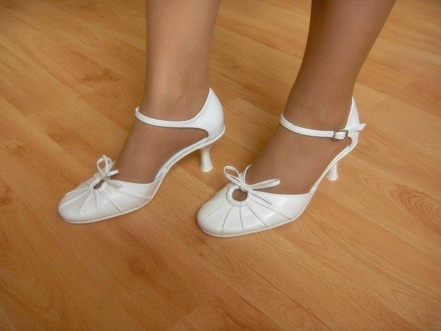 Magduška a Maťulko - A tu ich mám obuté :)