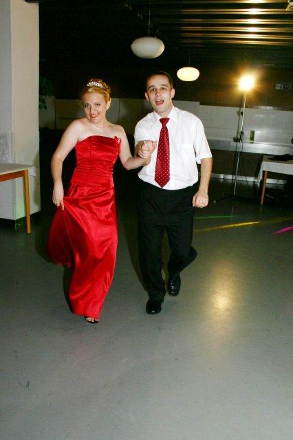 Magdalénka{{_AND_}}Martin - Tancovali sme a bavili sme sa perfektne :)