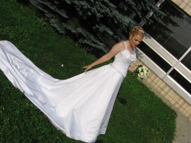 Magdalénka{{_AND_}}Martin - Juj, ešte by som si tie šaty obliekla :)