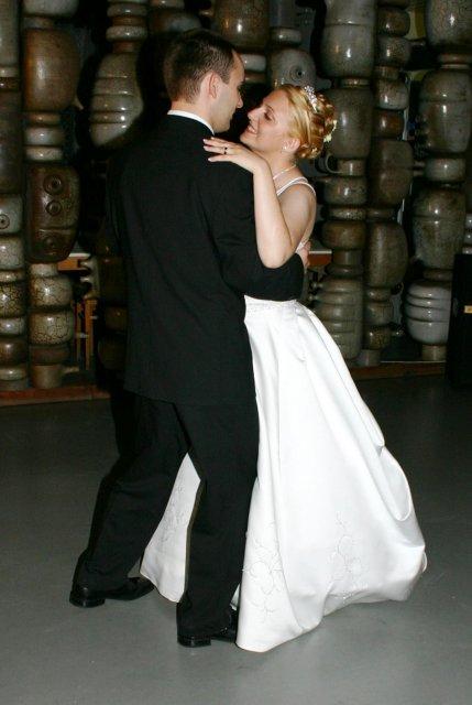 Magdalénka{{_AND_}}Martin - prvý tanec