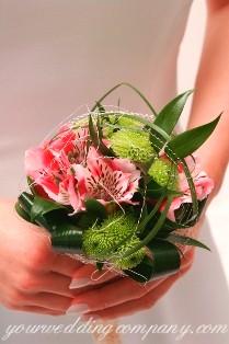 Extravagantne kytice a pierka - Obrázok č. 3