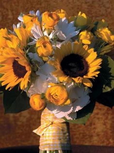 Extravagantne kytice a pierka - Obrázok č. 4