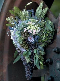 Extravagantne kytice a pierka - Obrázok č. 5