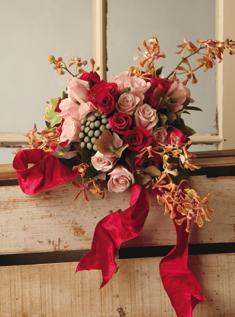 Extravagantne kytice a pierka - Obrázok č. 12