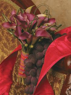 Extravagantne kytice a pierka - Obrázok č. 15