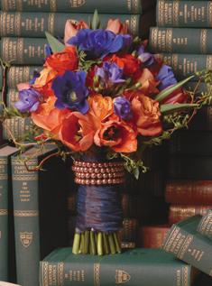 Extravagantne kytice a pierka - Obrázok č. 19