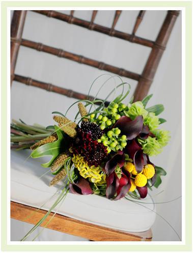 Extravagantne kytice a pierka - Obrázok č. 27