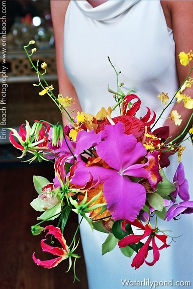 Extravagantne kytice a pierka - Obrázok č. 31