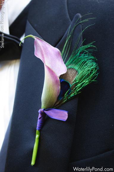 Extravagantne kytice a pierka - Obrázok č. 35