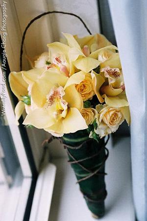 Extravagantne kytice a pierka - Obrázok č. 37