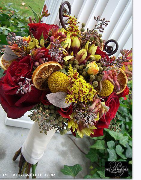 Extravagantne kytice a pierka - Obrázok č. 58