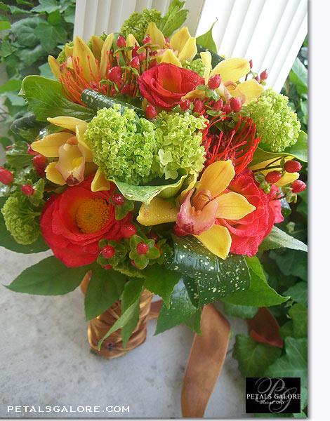 Extravagantne kytice a pierka - Obrázok č. 60