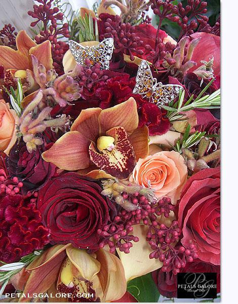 Extravagantne kytice a pierka - Obrázok č. 64