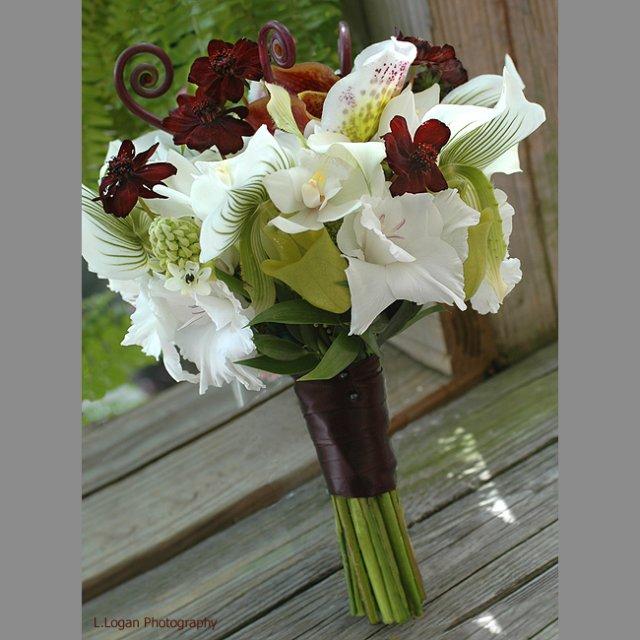 Extravagantne kytice a pierka - Obrázok č. 87