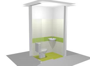 1. vizualizacia - WC