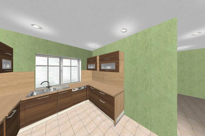 Navrhy kuchyn - 1. navrh - komunikacia len cez mail - Stolar Galo