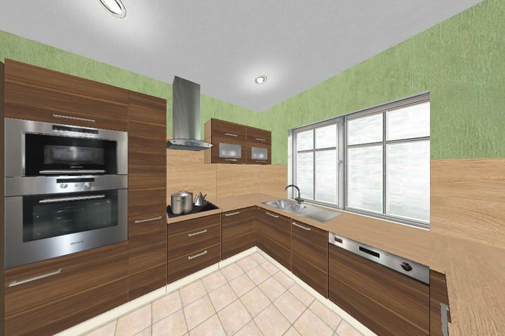 Navrhy kuchyn - 1. navrh - komunikacia len cez mail - Stolar J. Galo