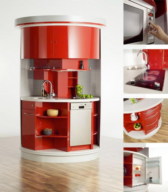 Inspiracie.. co ma zaujalo :o) - and you say your kitchen is small.... :))