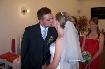 prvý novomanželský ...