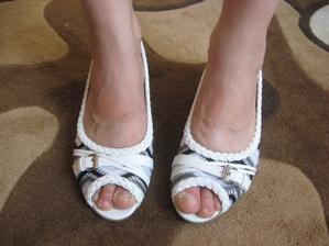 A nové botečky...