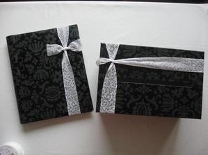 A sadička kniha hostů a krabice na přání :-)