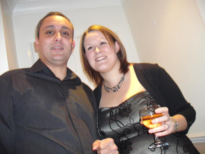 Engagement Party - The Happy Couple