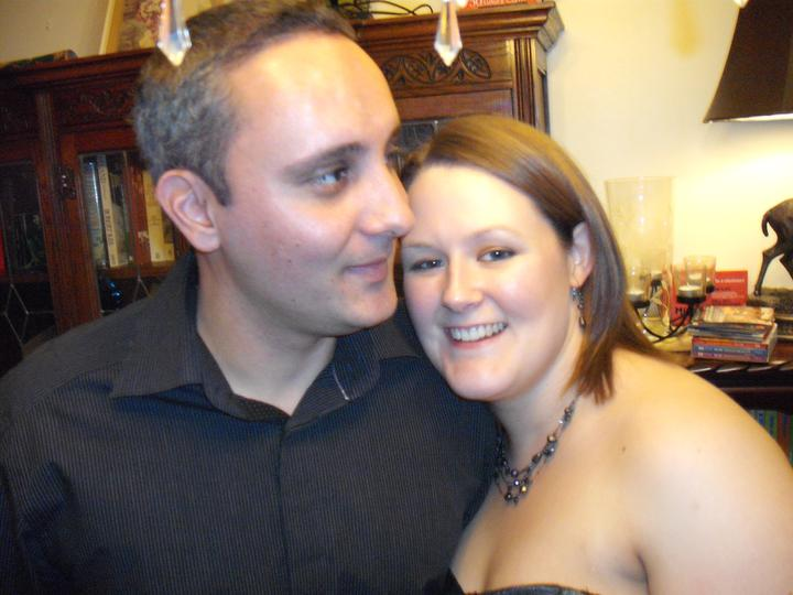 Engagement Party - Awww!