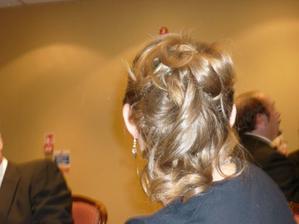 Me - hair trial 1