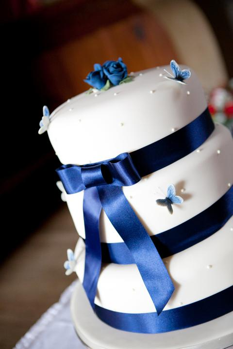 Chloé{{_AND_}}Steve - Our beautiful cake made by LoveSuesCakes!