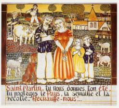 Saint Martin - Saint Laurent
