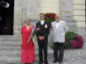 Francois s rodicmi