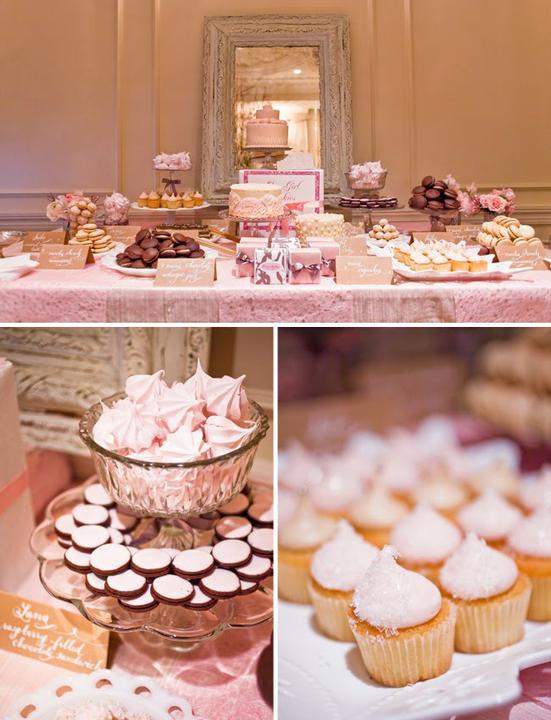 Stoly se sladkostmi - Obrázek č. 10