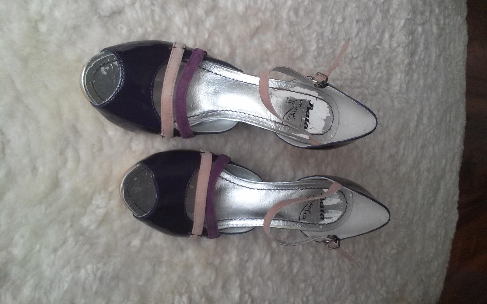 baťa-damske sandalky (38) - Obrázok č. 3