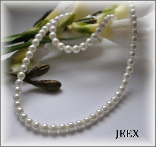 Naše malá puntíkovaná svatba - Nakonec budou klasické perly... Už došly a jsou opravdu hezké.