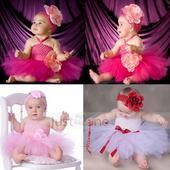 Tutu šatičky pro holčičky 0- 24 měsíců, 80