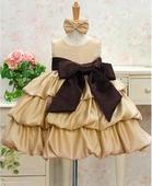 Tutu šaty pro družičky 2-7 let, 116