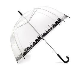 Deštník s panoramatem Paříže - koupeno