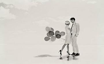 Inspirace pro foto - balonky plánuji stříbrné