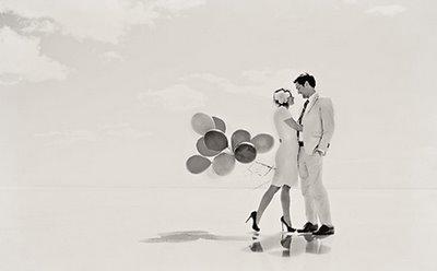 Vive la France - inspirace - Inspirace pro foto - balonky plánuji stříbrné