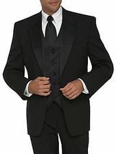 Ženich bude oblečen v tomto stylu - oblek už se šije :)
