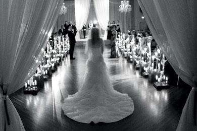 Vive la France - inspirace - Pro nevěsty, které jdou samy k oltáři